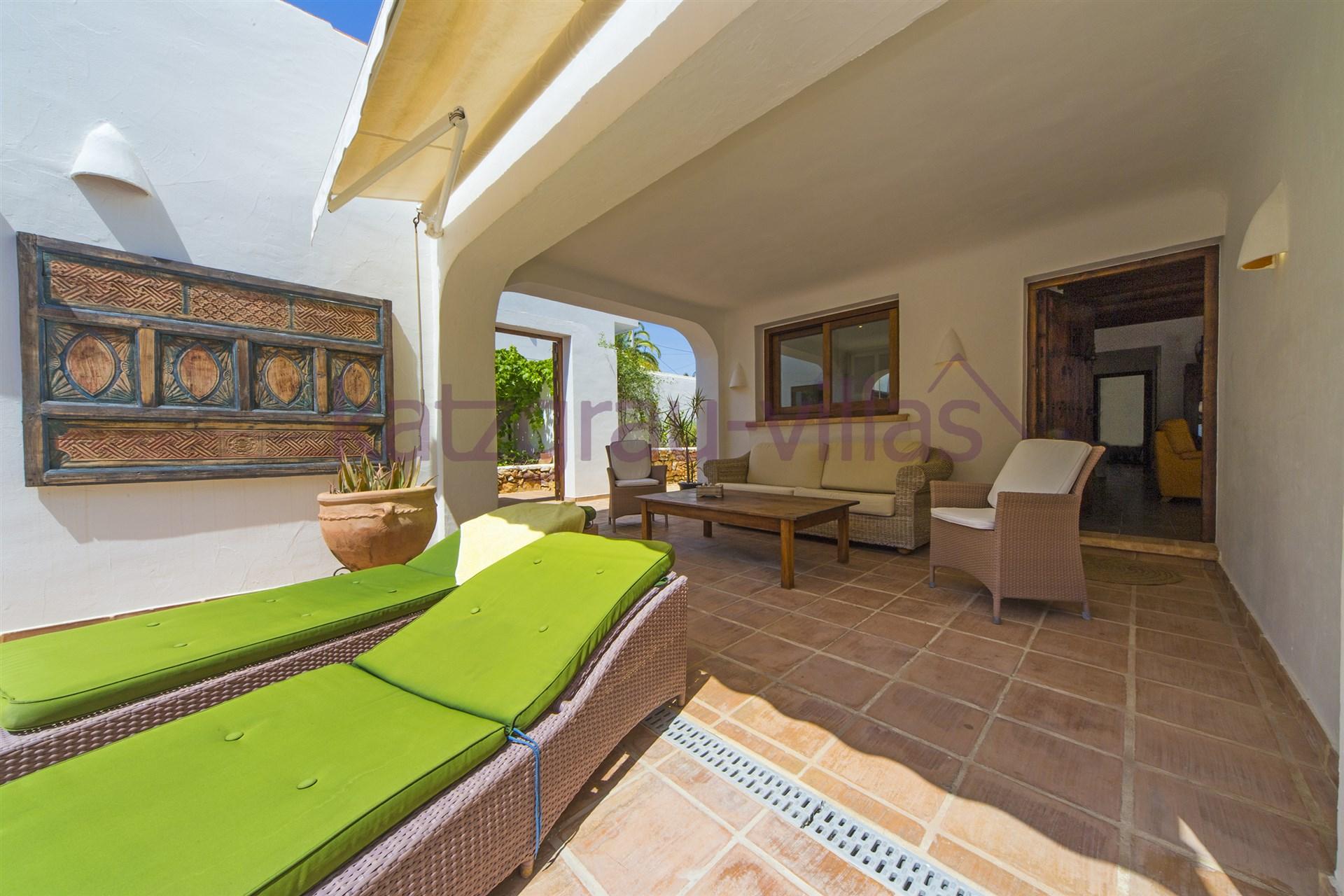 Villa exclusiva en alquiler en moraira alicante casa portet alquiler de villa de lujo en - Alquiler casas de lujo ...
